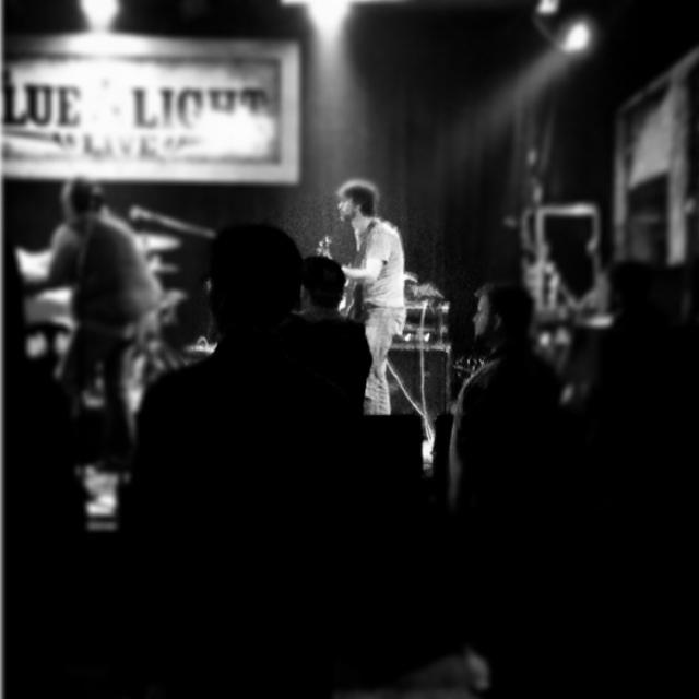 clint blue light jan 2013