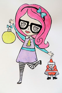 http://scrawnygirl.storenvy.com/products/3850306-holiday-spirit-original-watercolor-illustration